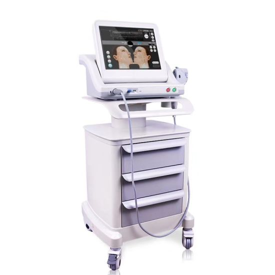 5 Cartridges Hifu Ultrasound Therapy Weight Loss Slimming Machine