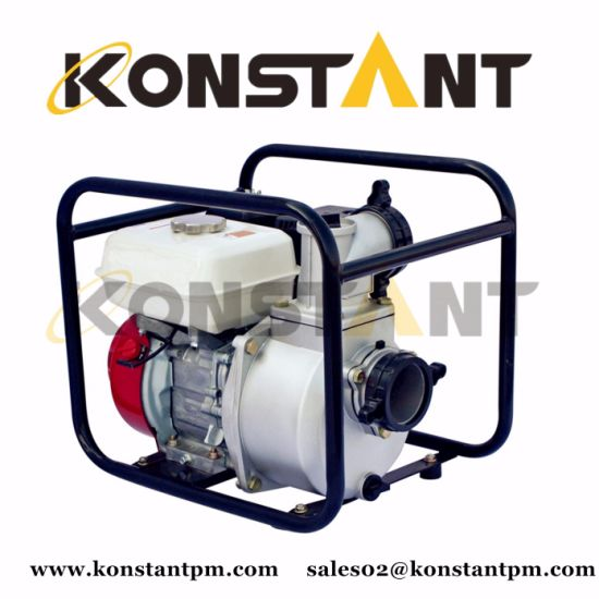China Honda Gx160 5 5HP Engine Powered Wb30 Water Pump