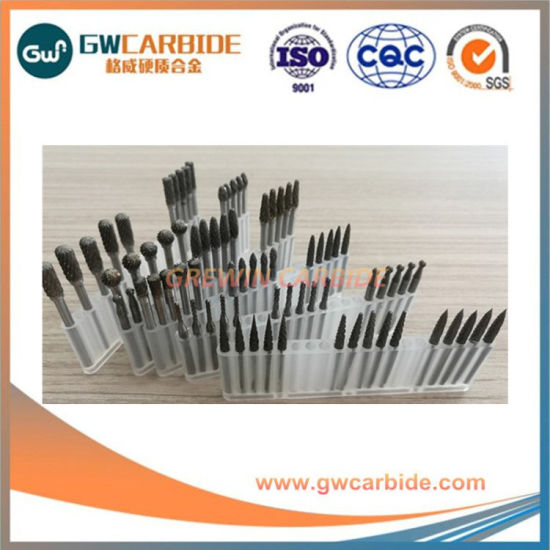 2018 Tungsten Carbide Rotary Abrasive Burrs pictures & photos
