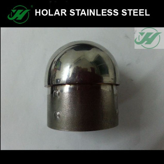 304 Stainless Steel End Cap pictures & photos