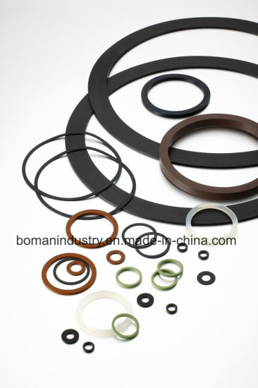 China Food Grade Silicone Gasket Rubber Flat Washer Rubber Seals ...