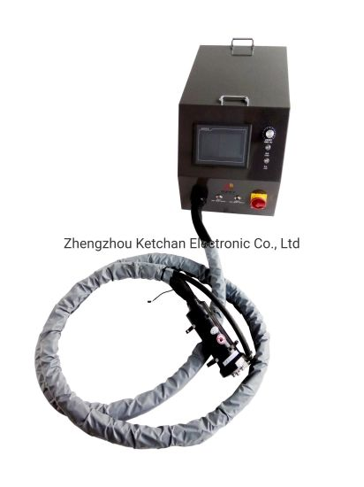 IGBT Portable Magnetic Electric Induction Heater with Digital Control for Bearing Motor Treatment