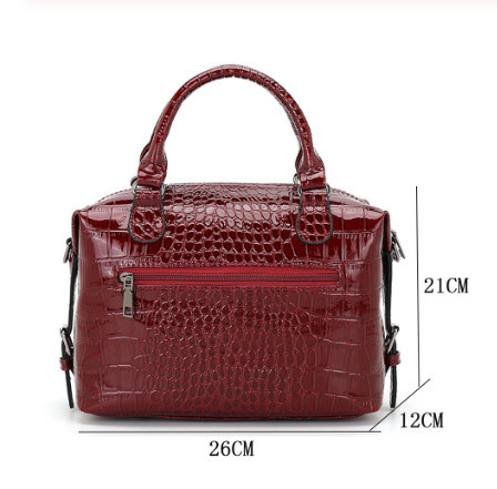 Leather Crossbody Bags for Women Tote Retro Ladies Shoulder Bag Women′s Handbags pictures & photos