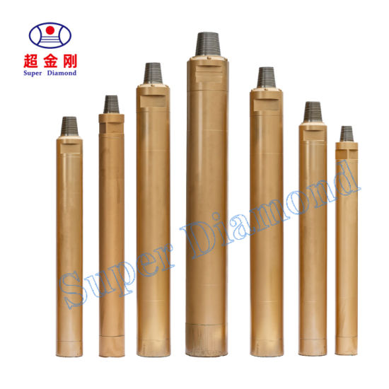 Hot Selling 5inch DTH Hammers for High Air Pressure Rock Drilling -Compatible with DTH Bits Ql50, M50, SD5, DHD350, Cop54, CD55