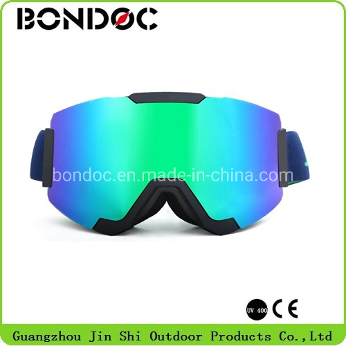 China Professional Supplier 2020 New Arrival Patent Certificate Magnet Snowboard Snow Ski Goggle