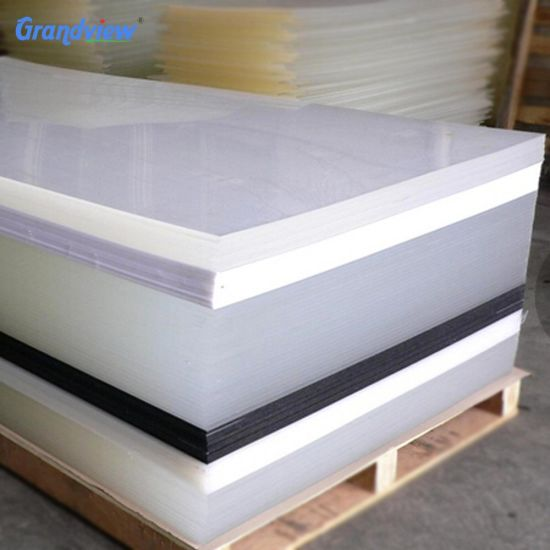 3mm 5mm Clear Transparent Colored Cast and Extruded PMMA Plastic Acrylic Sheet