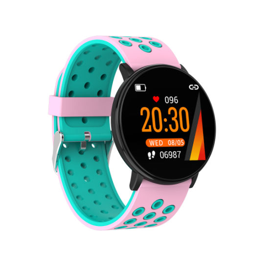 Waterproof Healthy Fitness Tracker Heart Rate Smart Wrist Watch