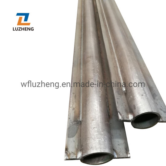 En10216 16mo3 P235gh P265gh P195 Gh Seamless Steel Cooling Fin Tube, Membrane Boiler Tube Parts