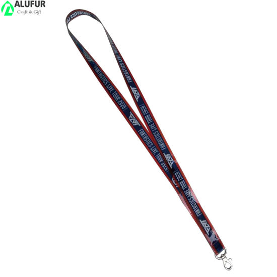 2020 Newest Bulk PVC Lanyards 32 Inch Flat Clear PVC Lanyards with Badge Clip