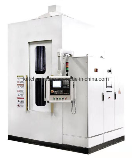 Robot Induction Heating Hardening Tempering Annealing Normalizing Heat Treatment Equipment