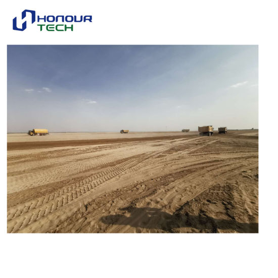 Non Toxic Acrylic Soil Stabilization Polymer Emulsion for Haul Road Building