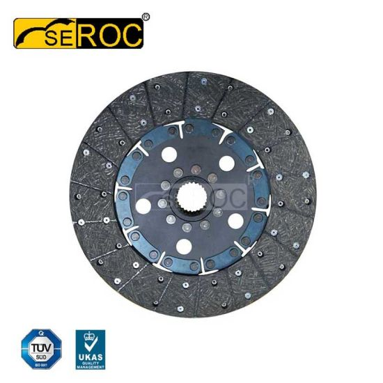 Tractor Clutch Plate and Cover Clutch Assembly Tractor Parts Clutch Repair Kit and Housing for Ford 5000 E3nn7550ea