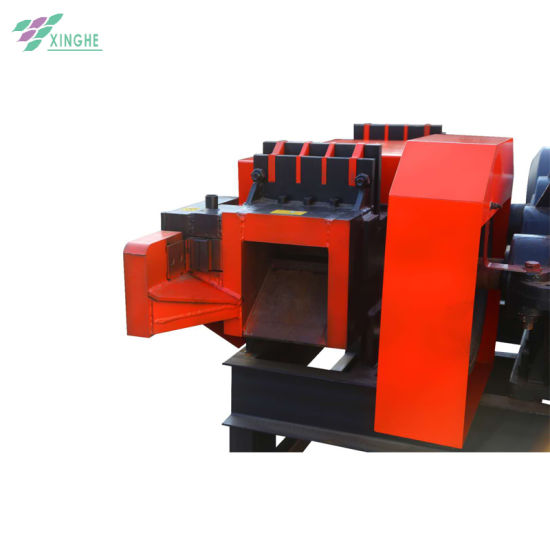 Used Steel Rebar Cutting Machine for Recyling