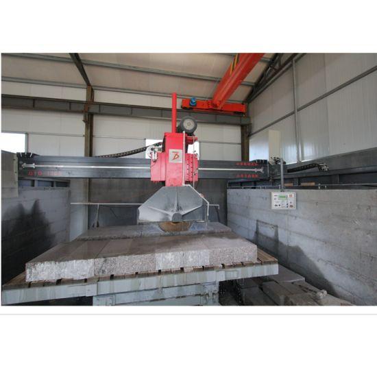 Stone Machinery Bridge Infrared Stone Saw Cutting Machine Sale