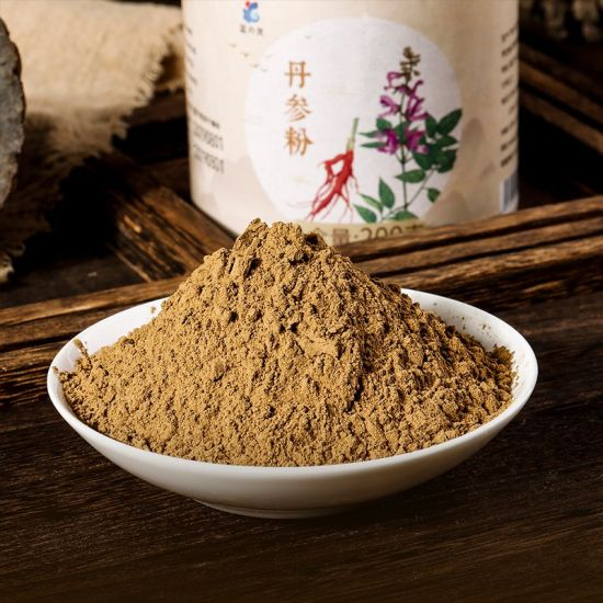 Chinese Herb Powder Red Sage Root Extract Dan Shen Extract