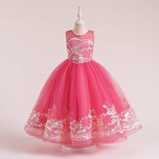 China The New 2021 Girls Fashion Dress Kids Clothing Baby Girl Wear Children S Apparel Wholesale Flower Girl Dress Evening Dress Party Wear Children Clothes Garment China Children Dress And Children Cake