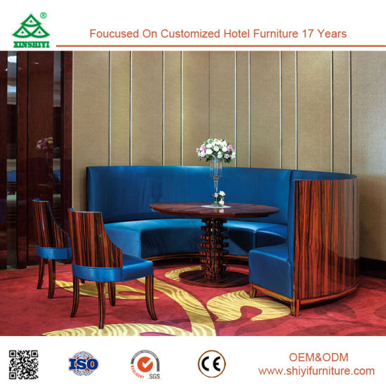 Factory Supplier Grate Modern New Model Dining Room Sofa Sets Hotel Table And Chair Design