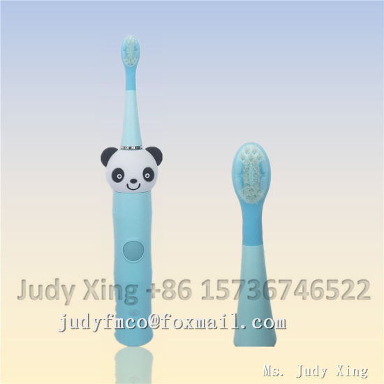 Wireless Charge Ipx7 Waterproof 800mAh Rechargeable Electric Bamboo Toothbrush pictures & photos