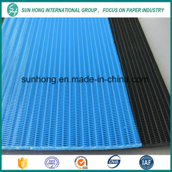 Paper Middle Loop 100% Polyester Spiral Dryer Fabric for Paper Machine pictures & photos