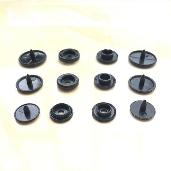 Plastic Clip Snaps Buttons Rivet for Medical Vinyl PVC Wristbands