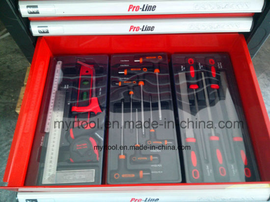 228PCS-7drawers Heavy Duty Mobile Tool Cabinet (FY228A) pictures & photos