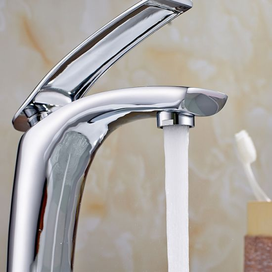Flg Mixer Bathroom/Kitchen Tap Single Handle Waterfall Faucet