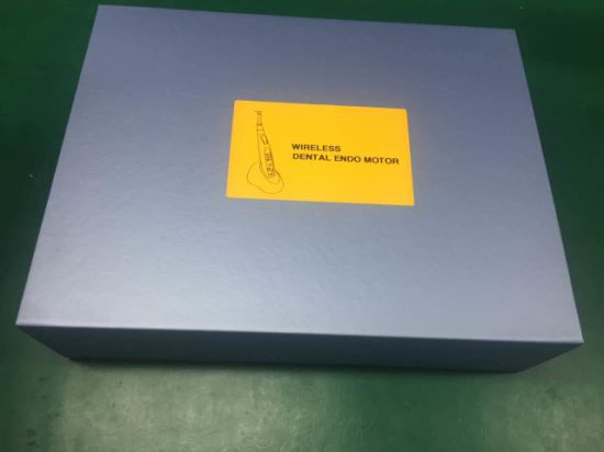 Hot Model Wireless Endo Motor 16: 1 Rotation with Auto Reverse pictures & photos