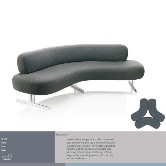 Astounding 2019 New Design Modern Leisure Fabric Office Sofa For Ottoman Recliner Barcelona Evergreenethics Interior Chair Design Evergreenethicsorg
