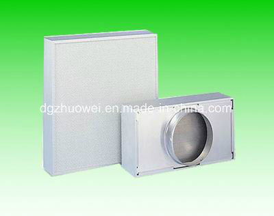 HEPA Terminal Module for Cleanroom pictures & photos