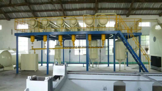 China Environmentally Friendly Waste Tyre Pyrolysis Plant