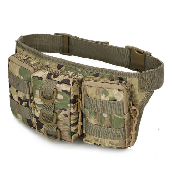 Outdoor Army Military Waist Pack Hunting Combat Tactical Camera Bag with Pockets