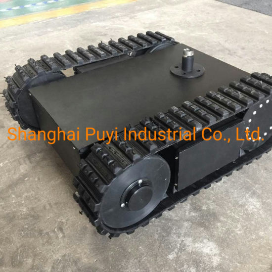 Undercarriage Chassis Platform for Garden Machinery Dp-Lx-130 pictures & photos