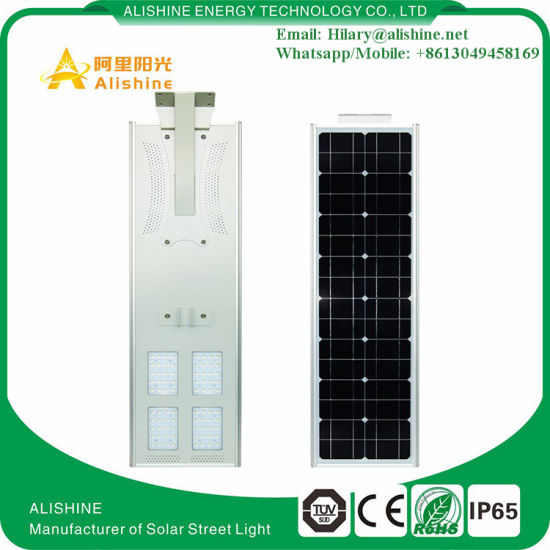 New 60W China Manufacturer Outdoor Wall Light LED Solar Lighting pictures & photos