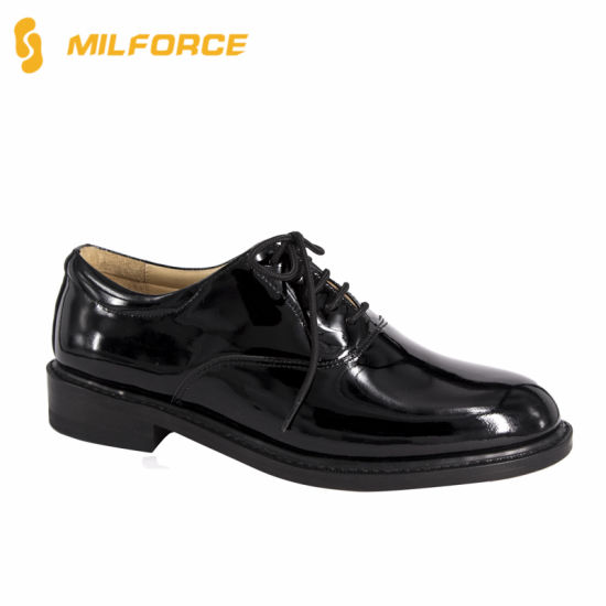Genuine Leather Fashionable Military Office Shoes