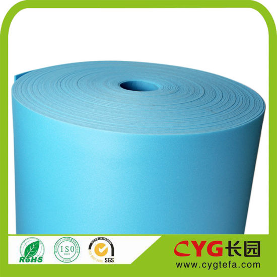 Polyethylene Foam Closed Cell PE Foam Polyethylene Foam Irradiated Crossed Linked PE Foam pictures & photos