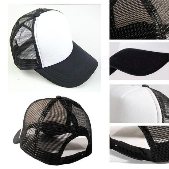 Customized Mesh Snapback Caps Mesh Trucker Cap Summer Hats