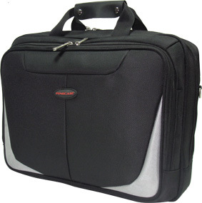 Laptop Computer Notebook Carry Fuction Nylon Business 15.6′′ Laptop Bag pictures & photos