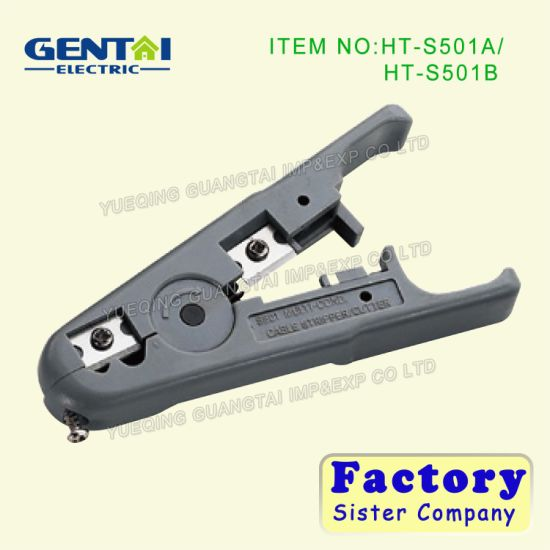 Wire Stripper for Stripping Coaxial Cable (HT-332) pictures & photos
