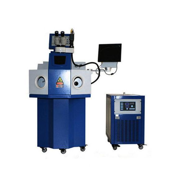China Hot Sale Jewelry Spot Laser Welding Machines