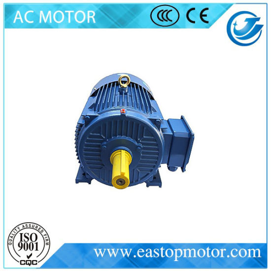 Yd Series Double Speed Motor for Fan with Cooper Wire pictures & photos