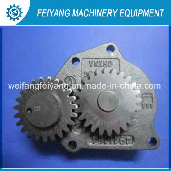 Qsb6.7 Lubricating Oil Pump 4939588