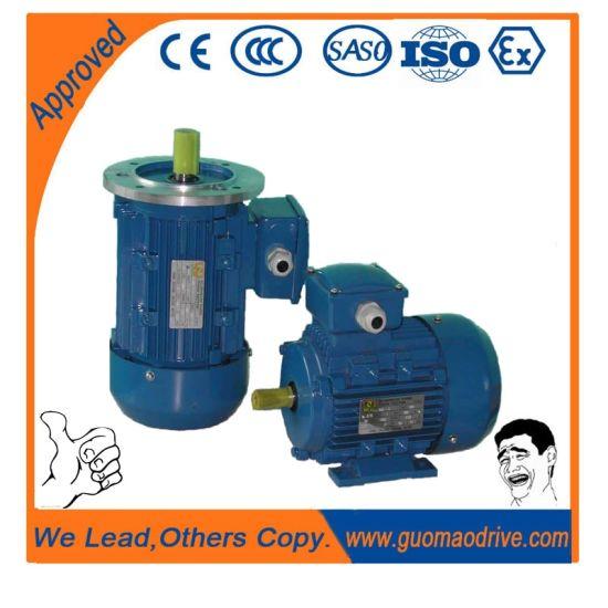 Energy Saving Double Shaft 230/380V B3 Asynchronous Electrical Motor
