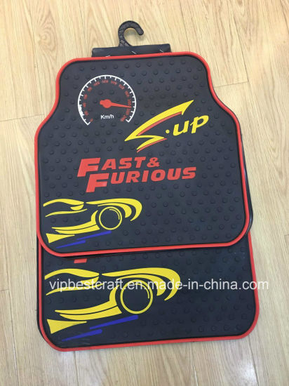 Hot Sale Rubber Car Floor Mat with Competitive Price pictures & photos