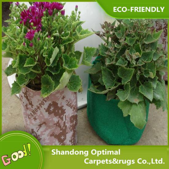 Two Handles Fabric Nursery Grow Bags