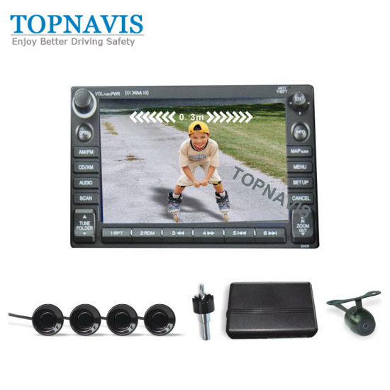 Support Car Camera and Monitor or DVD Car Video Parking Sensor