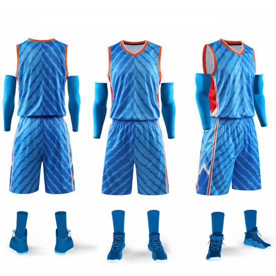 97a520141e8f 2019 Popular European Basketball Uniforms Design Men Sports Wear  Sublimation Printing Basketball Jerseys