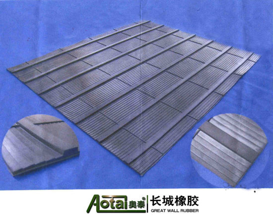 Factory Good Quality Horse Rubber Mat Horse Stall Rubber Floor