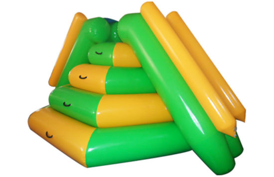 Water Park Inflatable Water Climb Ladder with Slide (CHW321)