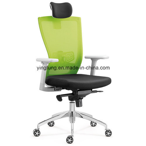 Modern Mesh Manager Executive Office Chair with Headrest (YF-8092) pictures & photos