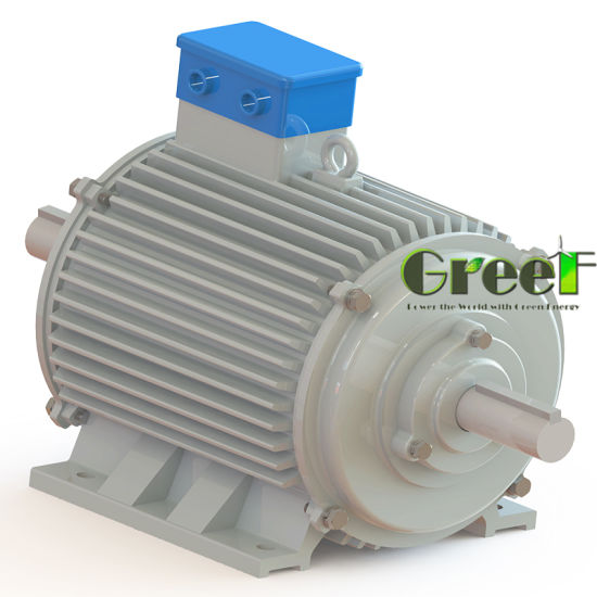China 15kw Pmg Magnetic Generator Used for Hydro Turbine